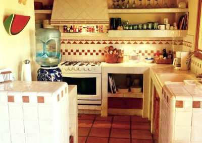 Casa Alegre Kitchen