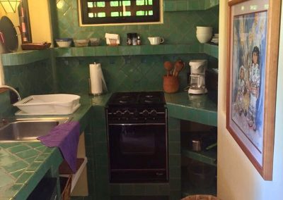 Casa Amanecer Kitchen